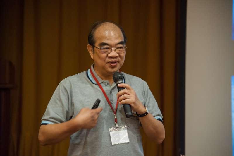 新任教育部長吳茂昆(中研院)