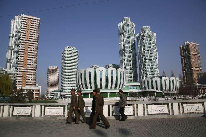 北韓(朝鮮)首都平壤(AP)
