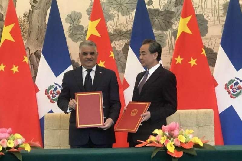 多明尼加與我斷交,總統府呼籲:中國莫再操弄「一中原則」,政府絕不低頭-風傳媒
