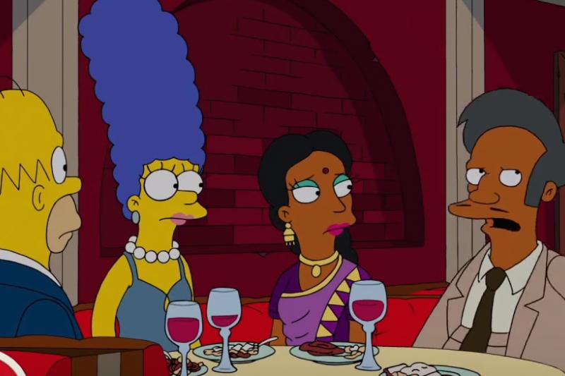 《辛普森家庭》是美國電視史上播送最久的動畫節目、人氣歷久不衰,幽默詼諧的風格更是美國流行文化的重要指標,但近年卻遭印裔移民抗議政治不正確、蓄意歧視。(圖/截自youtube)