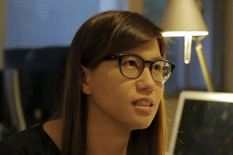 紀錄片導演傅榆,透過公視「時光台灣」短片《不曾消失的台灣省》,反思自己成長過程中所經歷的「省籍情結」。(圖/公視提供)
