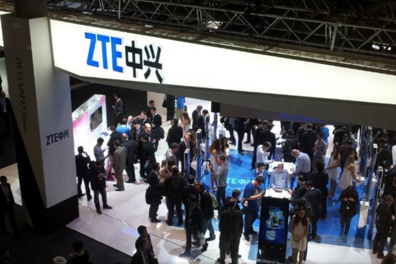 受到美國禁售令影響,中興通訊(ZTE)表示手機業務受到影響,面臨斷貨情況,目前主要經營活動已無法進行。(圖/截自WikiCommons,數位時代提供)