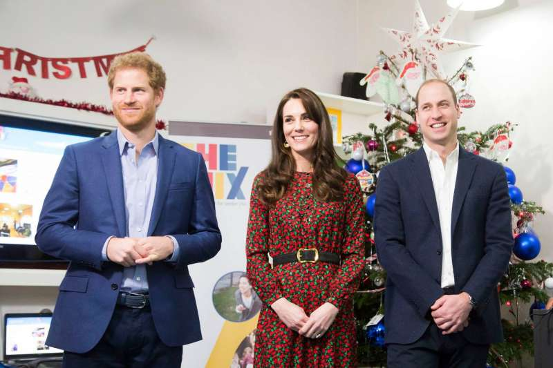英國哈利王子成立「同心協力」組織的目的之一,就是鼓勵大家開始談論情緒、重視心理健康。(圖/ Heads Together@facebook)