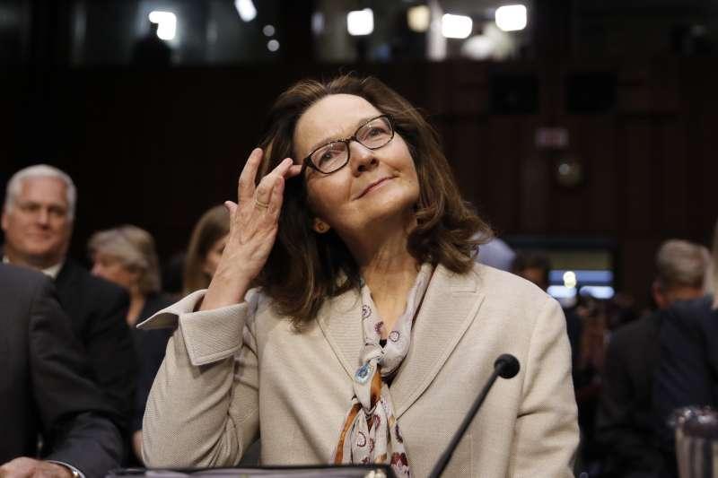哈斯佩爾成為美國中情局史上首位女局長(AP)