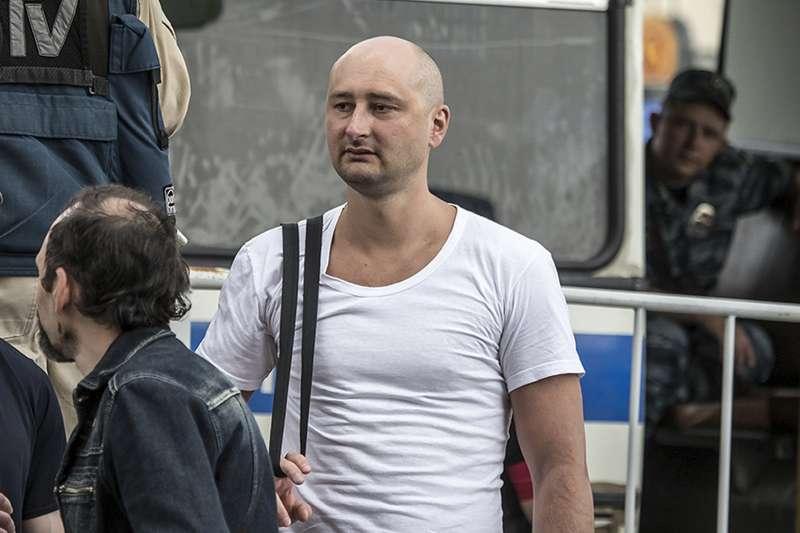 俄羅斯前戰地記者在烏克蘭遭槍殺(AP)