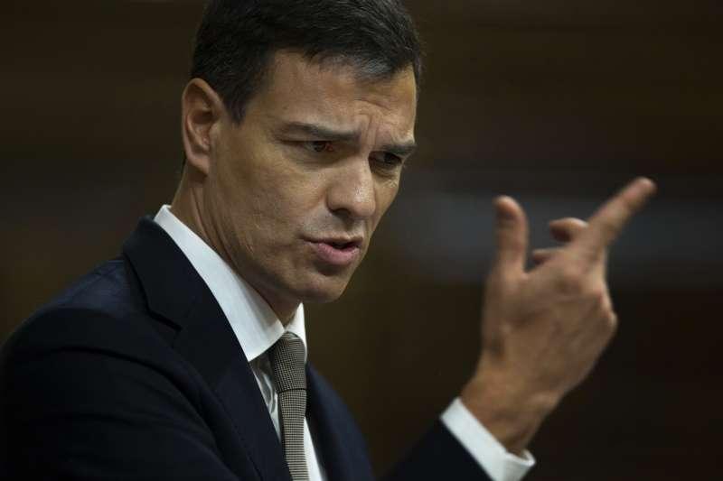 西班牙工人社會黨黨魁桑切斯成為西國新總理(AP)