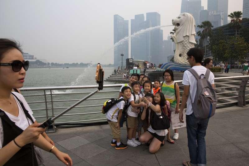 「眾人矚目的『川金會』將在新加坡召開⋯⋯新加坡將『為這次歷史性峰會做出小小貢獻』,歷史上又將新加坡記上一筆。」(資料照,美聯社)