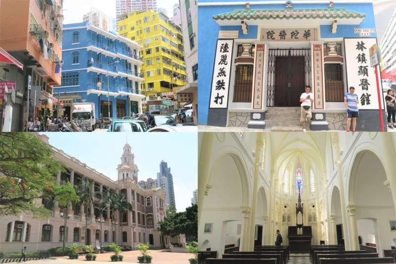 到香港旅遊,除了吃喝購物,當然不能錯過欣賞英國殖民建築的行程。(圖/KKDAY提供)