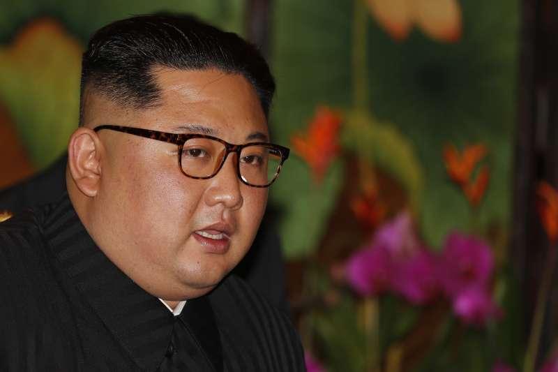 2018年6月新加坡「川金會」,北韓最高領導人金正恩(AP)