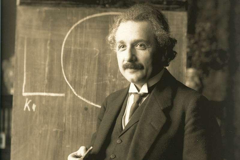 原來愛因斯坦說過這種話?(圖/pixabay)