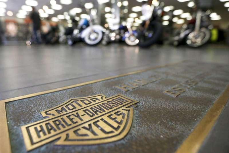 歐盟22日起針對價值28億歐元(約新台幣845億元)的美國商品課徵關稅。(AP)