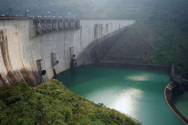 翡翠水庫(Peellden@Wikipedia / CC BY 3.0)