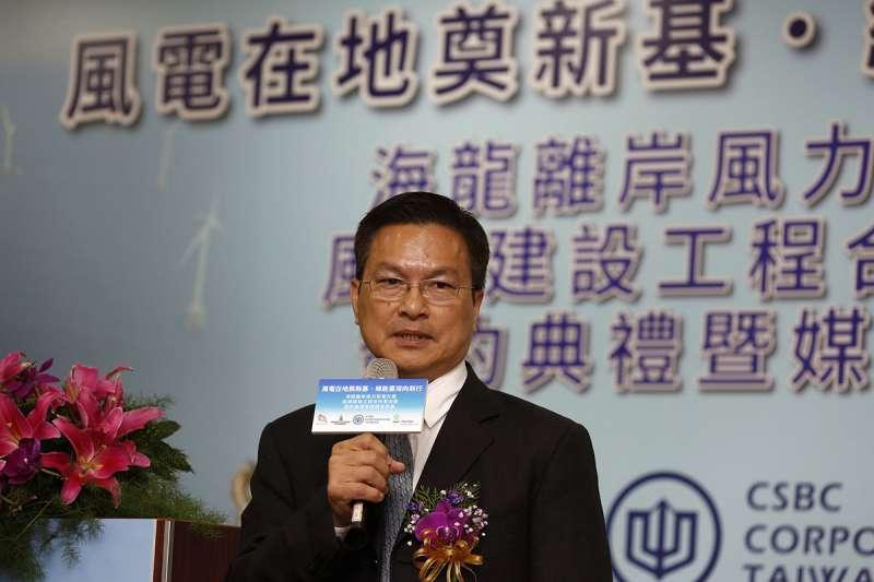 魏明谷並非令人印象深刻型的政治人物,但高調自我宣傳也有其特殊風格。(郭晉瑋攝)