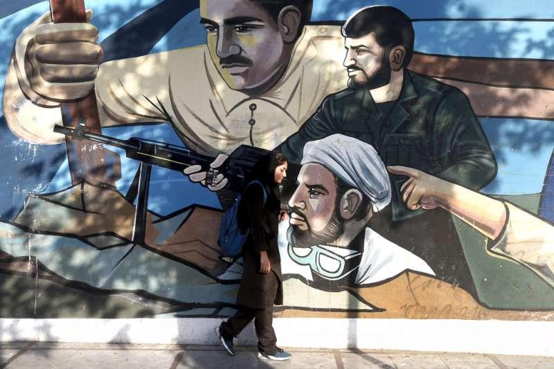 伊朗經濟制裁。(美聯社)
