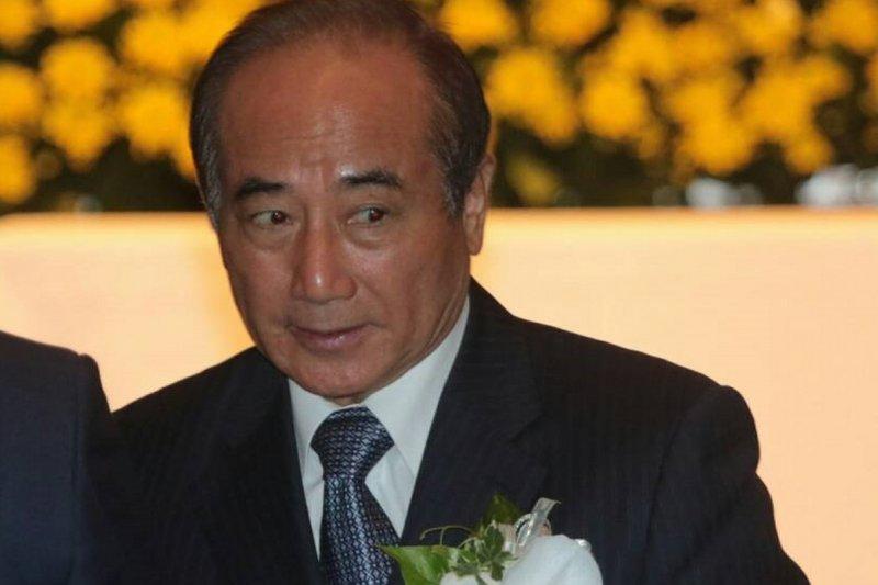 立法院長王金平出席311追悼會。(余志偉攝)