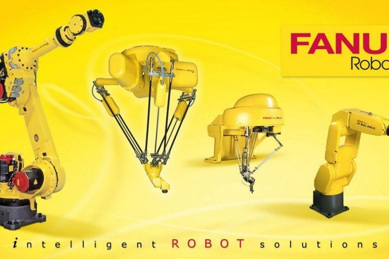 日本的Fanuc是一家實力堅強又低調的自動化機器人生產廠商。(取自Fanuc網站)