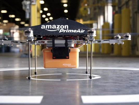 電子商務公司亞馬遜已經獲得許可,開發相關商業應用。
