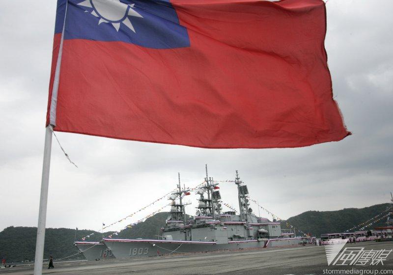 20061102-海軍紀德艦。(吳逸驊攝)
