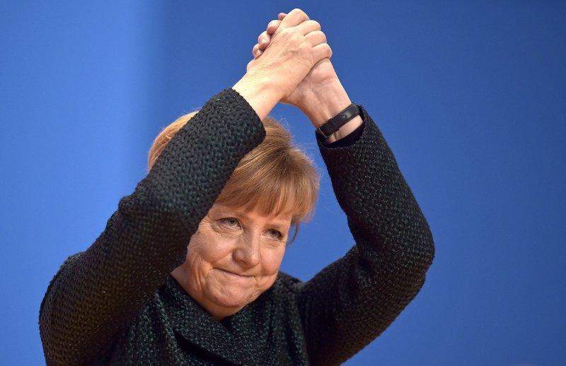 德國總理梅克爾