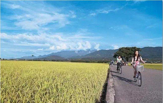 在台灣,有一種速度,叫慢活。(取自微信號直通台灣)