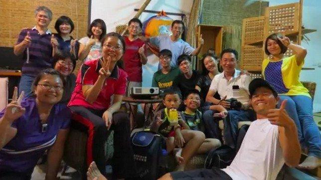 在台灣,有一種品德,叫溫良恭儉讓。(取自微信號直通台灣)