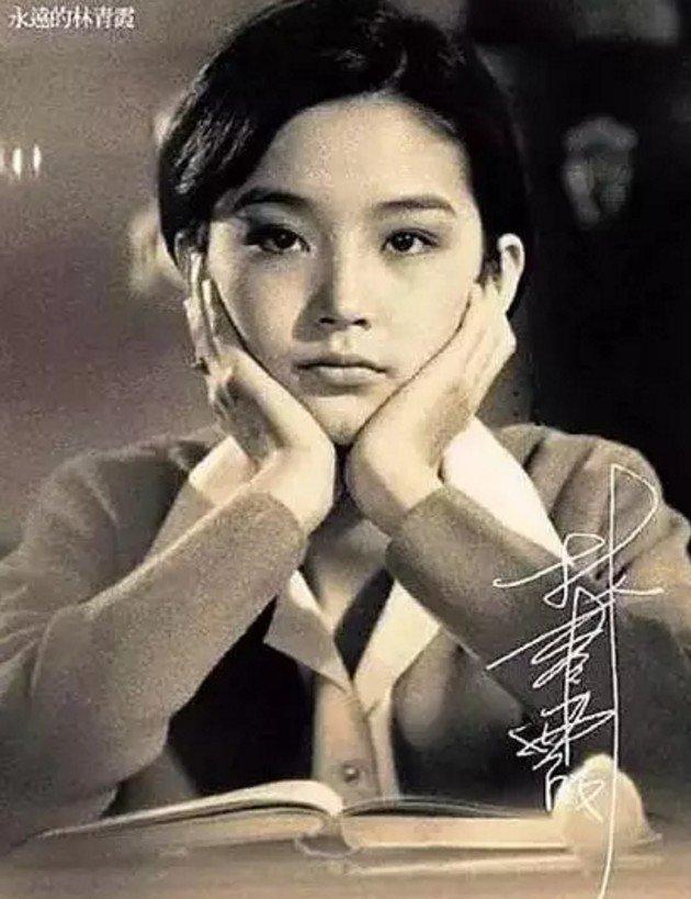 在台灣,有一種女神,叫林青霞。(取自微信號直通台灣)