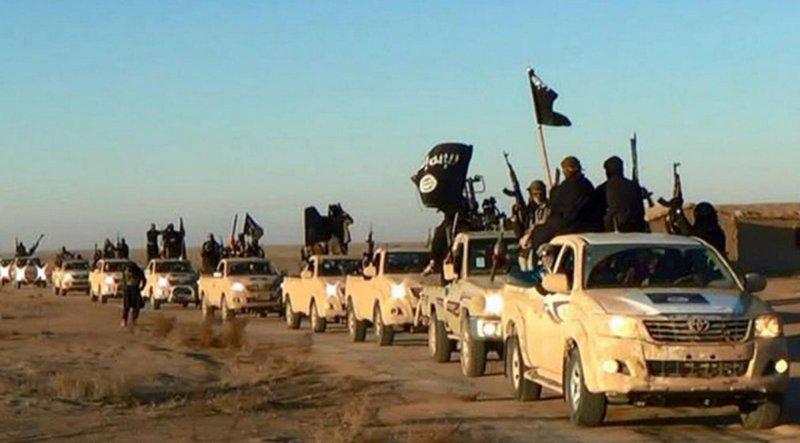 敘利亞內戰成為伊斯蘭國崛起的溫床。(美聯社)