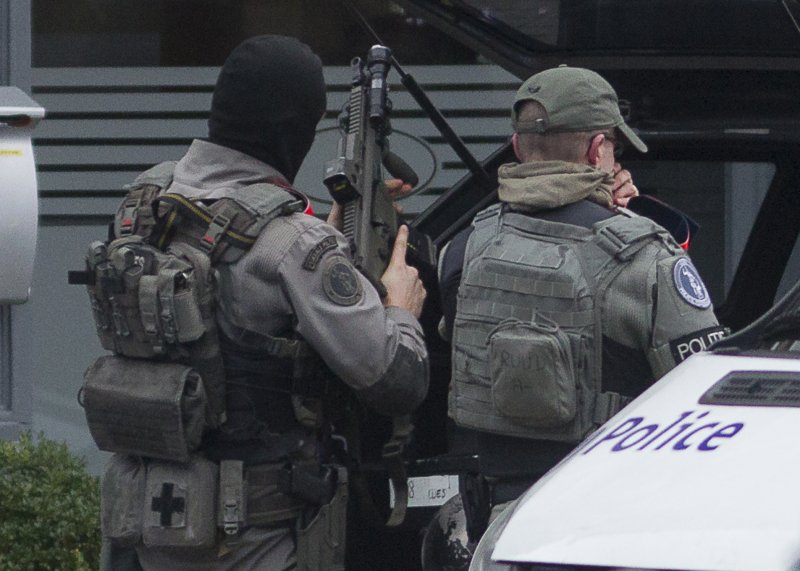 警方在布魯塞爾和嫌犯發生槍戰(美聯社)