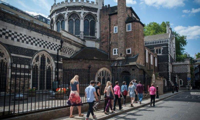 倫敦博物館提供的莎士比亞導覽行程(Museum of London)