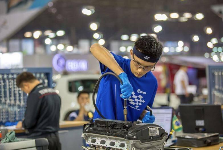 在台灣,技職教育也是一種熱門選項。(圖/技職3.0)