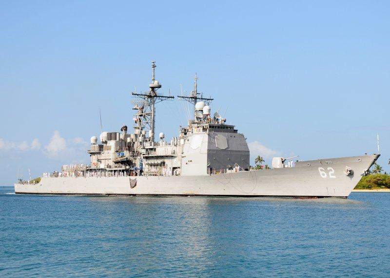 20160723-SMG0045-005-美軍神盾艦切斯勞維爾號(USS Chancellorsville CG 62)(維基百科).jpg