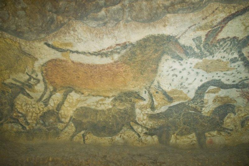 拉斯科洞窟壁畫(圖/Jack_Versloot@flickr/CCBY2.0)