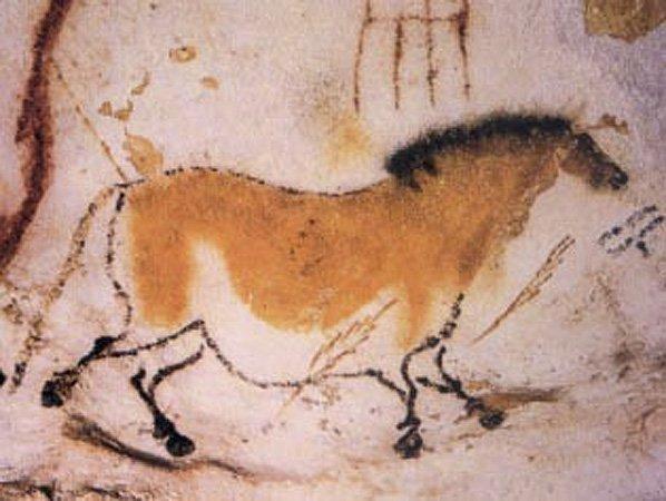 拉斯科洞窟壁畫(圖/維基百科-公有領域)
