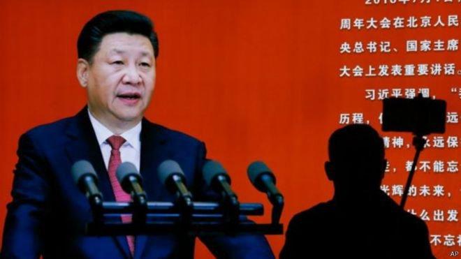 對習近平上任以來中國的反腐,國際輿論有著不同的看法。(BBC中文網)