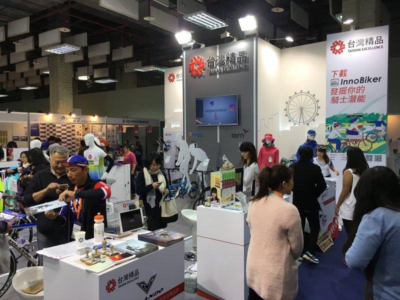 台灣精品選拔評選過程嚴謹,獲獎後更有多項國外目標市場推廣配套協助措施。(圖/擷取自外貿協會)