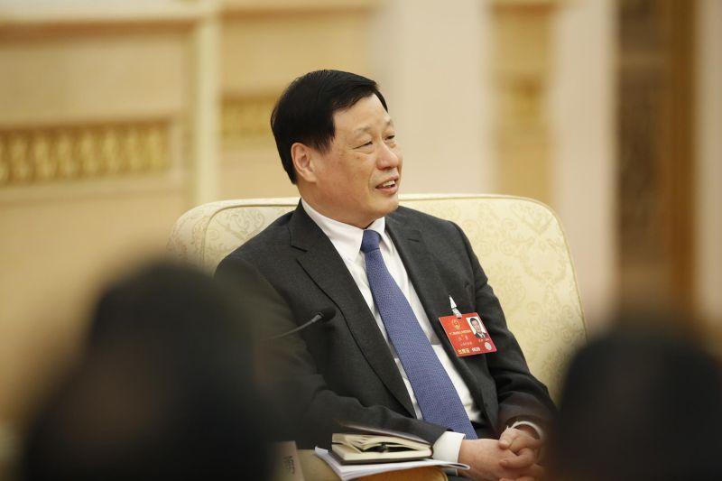 上海市副市長應勇。(圖取自百度)
