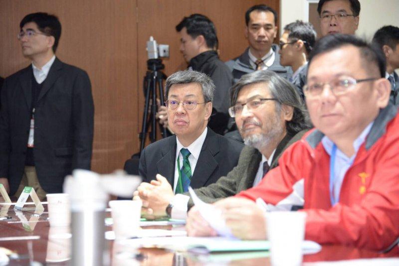 2017-01-22-總統府年金改革國是會議-陳建仁-總統府提供
