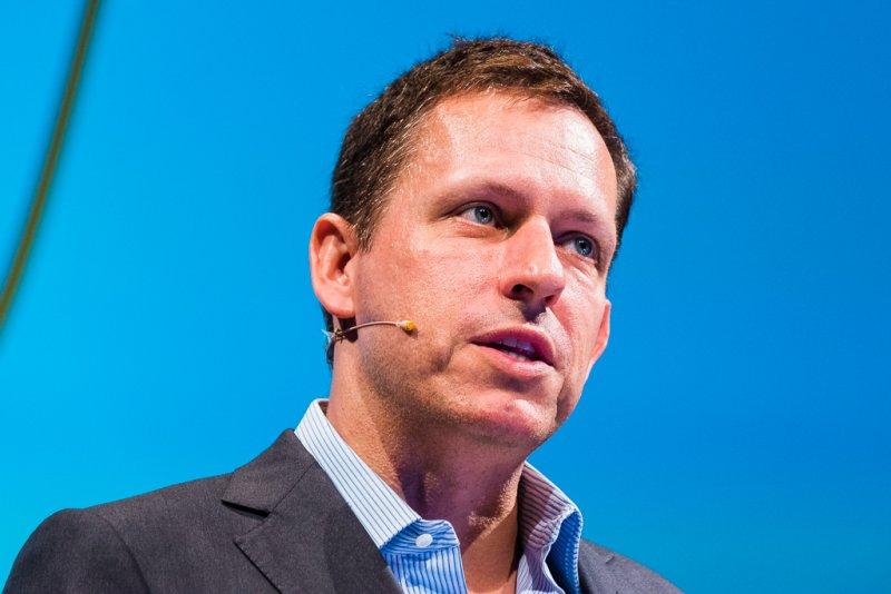 Peter Thiel從2005年投資臉書以來一直擔任臉書的董事至今,長達十餘年(圖/維基百科;文/楊建銘).jpg