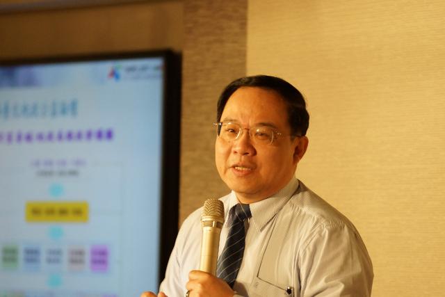 地政士公會名譽理事長王進祥。(取自台北市政府地政局網站)