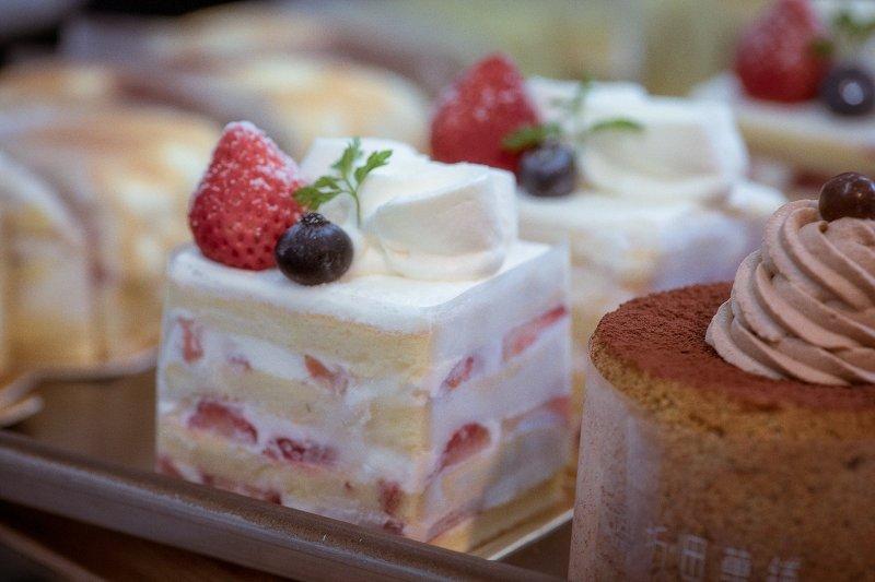 折田菓舖的甜點。(圖/openrice提供)