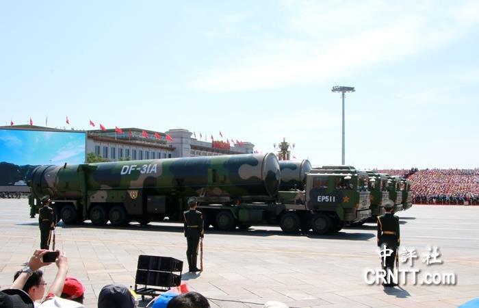 2017-03-20-中國解放軍東風16飛彈-DF16-取自中評社