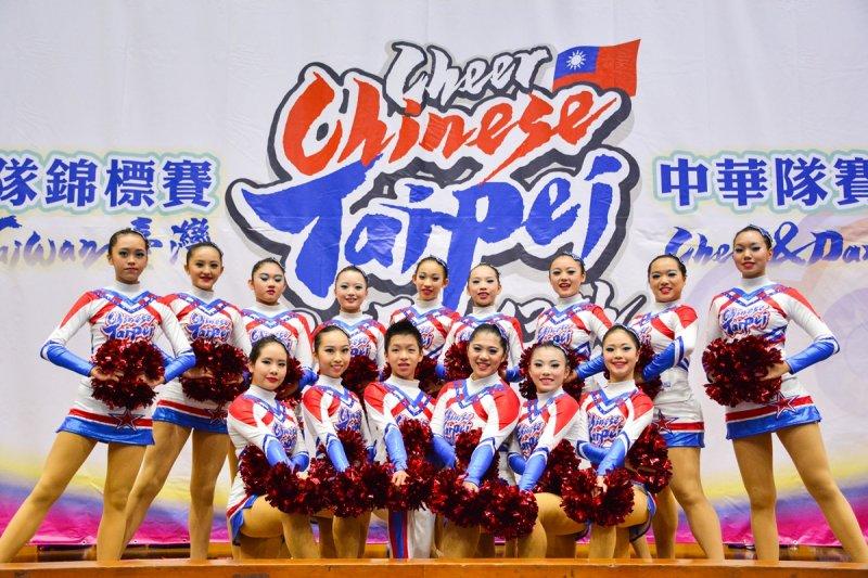 赴美挑戰世錦賽第2金 中華競技啦啦隊銜命出征