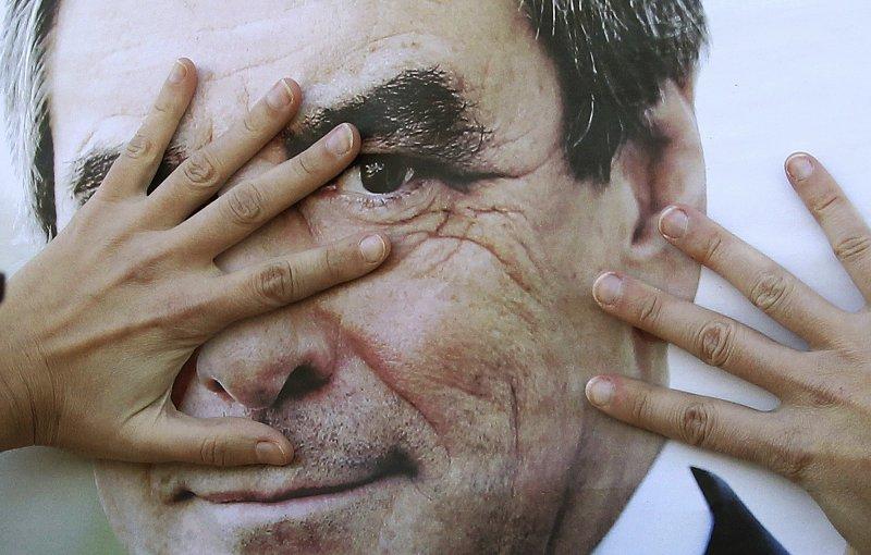 法國總統大選激戰,網路謠言滿天飛。(美聯社)