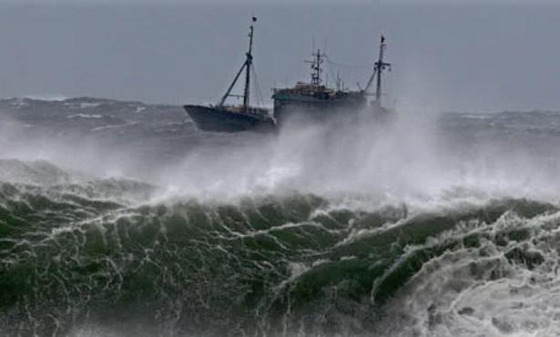 全球漁業資源枯竭危機,中國扮演重要角色。(美聯社)