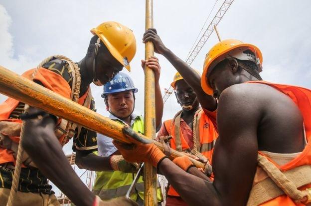 中國項目在非洲:主宰世界幾百年的西方意識形態和大西洋秩序被中國終結令許多人不習慣嗎?(BBC中文網)