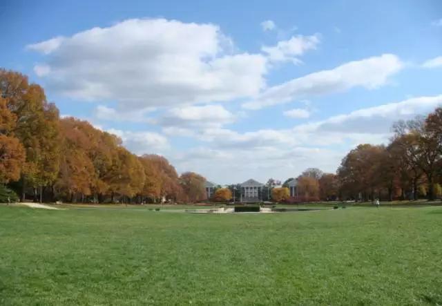 马里兰大学风景(取自凤凰网)