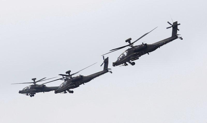 2017年國軍漢光33號演習實兵操演(AP)