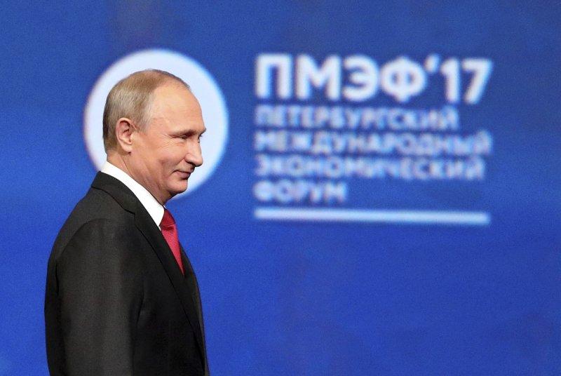 俄羅斯總統普京。(美聯社)