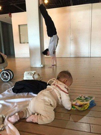 武康奶爸與寶寶