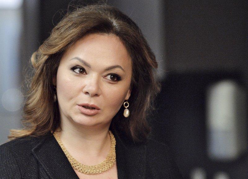"""卷入美国总统川普""""通俄门""""争议的俄罗斯女律师维塞尼茨卡雅(Natalia Veselnitskaya)(AP)"""